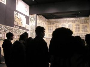 Opus sectile, Museo dell'Alto Medioevo